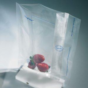 sachet stérile sans filtre 400ml 180x300mm sac de 25