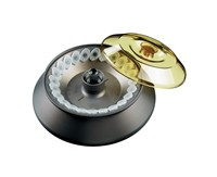 Rotor pour 24 tubes eppendorf 1,5 à 2 ml couvercle inclus