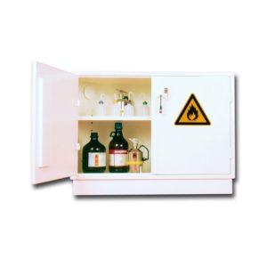 Armoires de sécurité toxiques, nocifs et inflammables