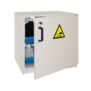 Armoires de sécurité PVCpour acides bases