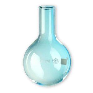 Ballon fond rond col étroit verre borosilicaté 3.3