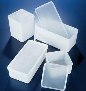 Boîte hermetique polyethylène