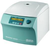 Centrifugeuse pour microtubes ( MIKRO 200 )