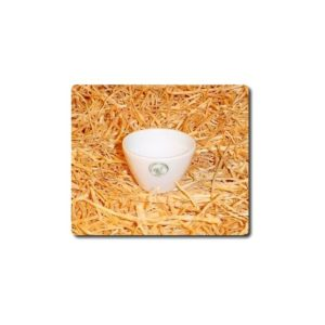 Creuset porcelaine forme basse ( avignon )