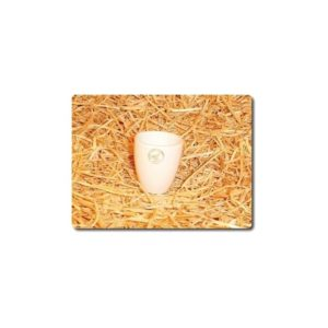 Creuset porcelaine forme haute ( avignon )