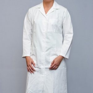 blouse de laboratoire